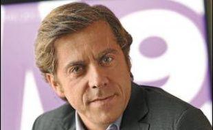 Frédéric de Vincelles, patron de W9.
