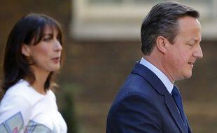 David Cameron après l'annonce des résultats du vote sur le Brexit, le 24 juin 2016
