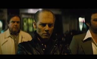 Johnny Depp dans le film «Strictly Criminal».