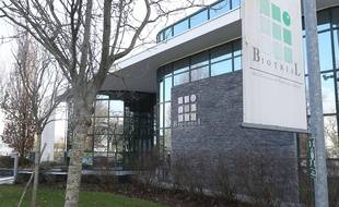 Le laboratoire Biotrial, à Rennes.