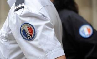Illustration de policiers de la Préfecture de police de Paris.