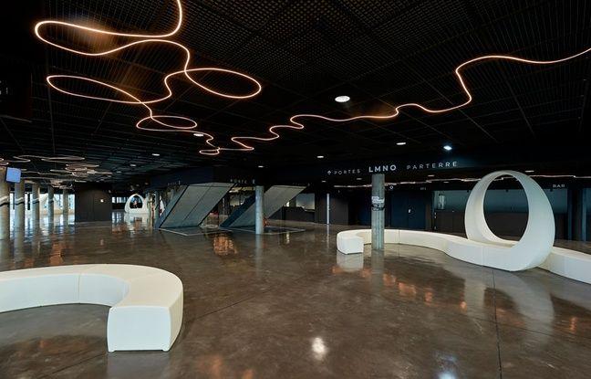 Disséminés dans le hall d'entrée ou dans les étages, quelque 7 bars et une brasserie agrémenteront la Bordeaux Métropole Arena.