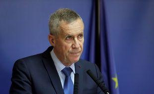 François Molins, procureur de la République de Paris, s'exprime sur l'attaque de militaires à Levallois-Perret.