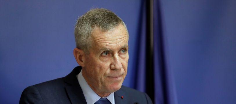 François Molins, procureur de la République de Paris.