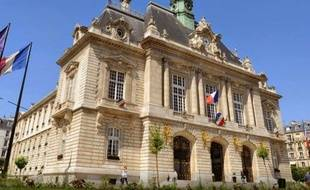 Mairie de Levallois-Perret (Illustration).