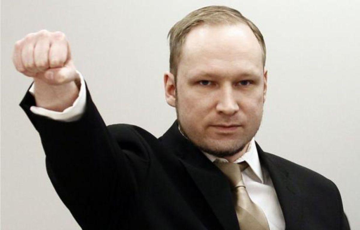 Anders Behring Breivik, l'extrémiste de droite qui reconnaît avoir tué 77 personnes l'an dernier en Norvège, va s'expliquer ce mardi devant le tribunal d'Oslo, un témoignage qui devrait être très dur à entendre, ont prévenu ses avocats. – Heiko Junge afp.com