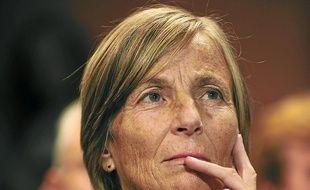 La députée européenne Marielle  de Sarnez (MoDem).