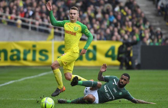 FC Nantes: Il y a «99,9 %» de chances que Rongier soit Nantais cette saison, c'est lui qui le dit