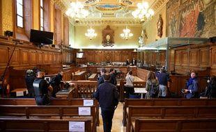 La cour qui accueille le procès d'Abdelkader Merah