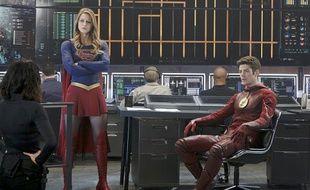 Image extraite de la saison 1 de «Supergirl»
