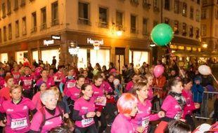 En 2015, La Strasbourgeoise a battu son record avec 20.906 participantes. Mais cette année, elle se fera de jour.