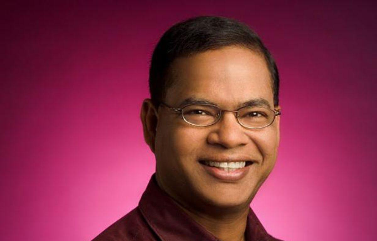 Amit Singhal, vice-président sénior et responsable de la recherche chez Google. – Google