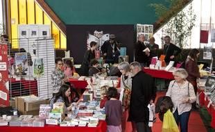 Le festival Rue des Livres avait attiré 6.000 curieux l'an dernier.