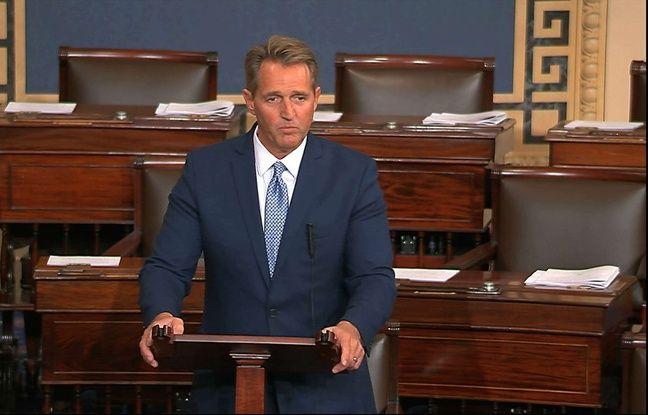 nouvel ordre mondial | VIDEO. Coup de tonnerre à Washington, deux sénateurs républicains accusent Trump d'être un «danger pour la démocratie»