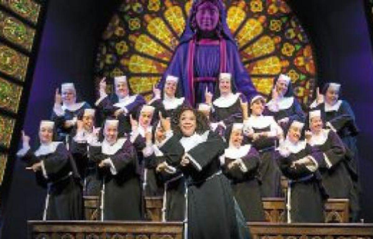 Comme le disco, les nonnes de «Sister Act» sont démodées et attachantes. –  BRINKHOFF/MOEGENBURG