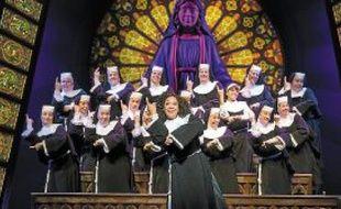 Comme le disco, les nonnes de «Sister Act» sont démodées et attachantes.