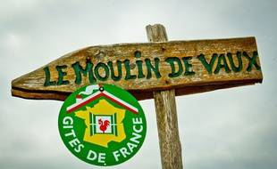 Association des gites de France, illustration