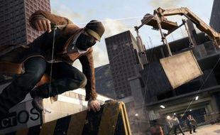 """""""Watch Dogs"""", un jeu d'action-aventure d'Ubisoft."""