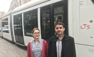 A Strasbourg, le militant LFI Kevin Loquais et Améris Amblard de Génération.s font cause commune pour remporter les municipales.