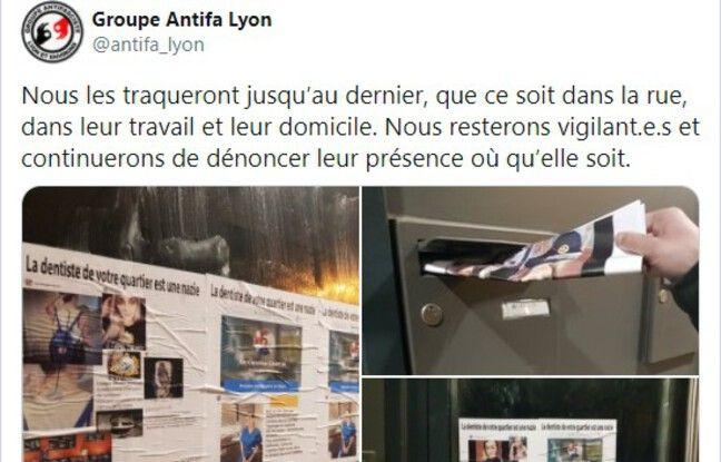 Une enquête a été ouverte par le parquet de Lyon sur une jeune dentiste épinglée sur les réseaux sociaux en raison de ses tatouages à la gloire du IIIe Reich