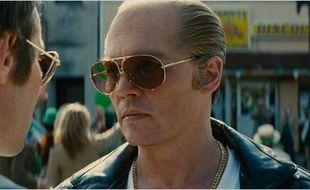 Johnny Depp dans Strictly Criminal