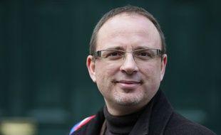 Le député du Cher Yann Galut en 2013