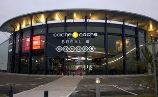 Le nouveau multistore de Beaumanoir ouvert à Annecy il y a quelques jours.