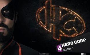 La saison 3 d'Hero Corp sera diffusée en septembre 2013sur France 4.