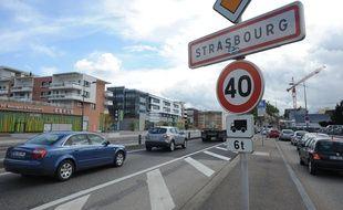 Strasbourg: Chauffage, vélos ou feux rouges, comment l'Eurométropole veut vous faire mieux respirer (Archives)