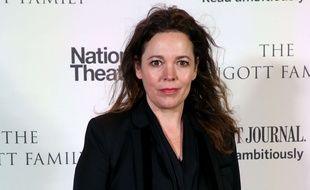 Olivia Colman, le 7 mars 2017, à Londres.