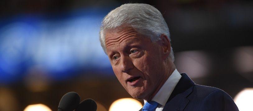 L'ancien président Bill Clinton.