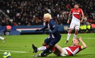 Paris a effectué un gros test dimanche contre une solide équipe monégasque.