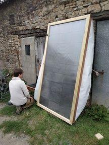 Loïck veut promouvoir le chauffage solaire