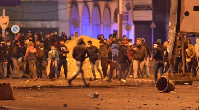Coronavirus: Manifestation violente au Liban contre le confinement