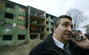 """Le """"roi"""" autoproclamé des Roms, le Roumain Florin Cioaba, est mort dimanche dans un hôpital de Turquie à la suite d'un infarctus, ont annoncé les médias roumains."""