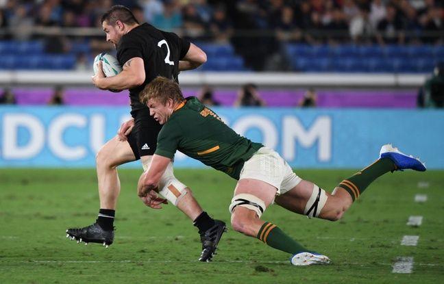 Coupe du monde de rugby: Les Néo-Zélandais furieux de la retransmission télé foireuse du match face aux Boks