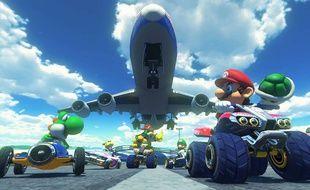 Image extraite de Mario Kart 8.