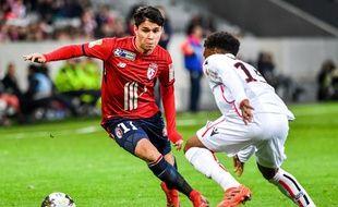 Luiz Araujo a renversé une situation mal embarquée pour le LOSC
