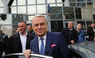 Jean-Marc Ayrault le 1er avril 2014 a quitté Matignon.