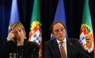 Le déficit public du Portugal s'est établi à 5,9% du PIB sur les neuf premiers mois de l'année, en baisse par rapport aux 6,1% enregistrés à la même période de l'an dernier, a annoncé vendredi l'Institut national des statistiques (Ine).