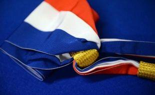 Une écharpe de maire