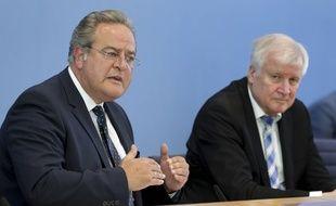 Le ministre allemand de l'Intérieur