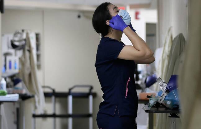 648x415 infirmiere service covid hopital el paso texas 12 novembre 2020