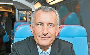 Guillaume Pepy, président de la SNCF.