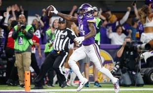 Steffon Diggs marque le touchdown de la victoire