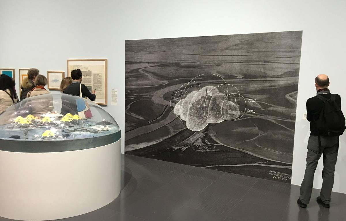 L'exposition «Sublime. Les tremblements du monde» est à découvrir au Centre Pompidou-Metz jusqu'au 5 septembre. – A. Demoulin/20 Minutes