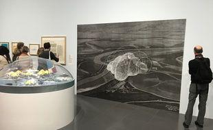 L'exposition «Sublime. Les tremblements du monde» est à découvrir au Centre Pompidou-Metz jusqu'au 5 septembre.