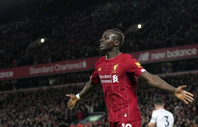 Sadio Mané sacré joueur africain de 2019