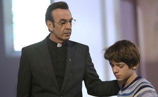 Robin Renucci et Florian Vigilante dans «Le Silence des églises».