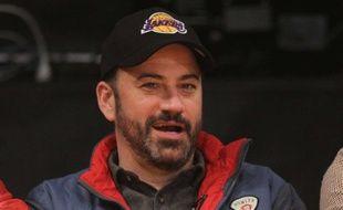 Jimmy Kimmel, le prochain présentateur des Oscars